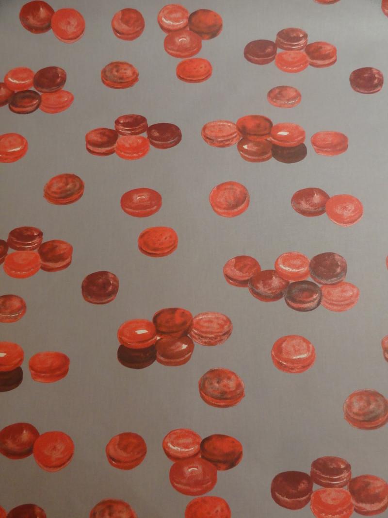 nappe en tissu enduit macarons boutique c 244 t 233 cagne